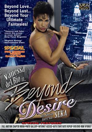 Vanessa Del Rio - Beyond Desire DVD