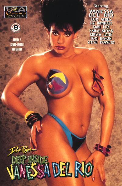 Vanessa Del Rio - Deep Inside DVD