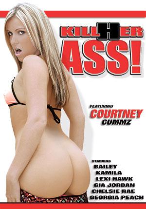 Kill Her Ass! DVD