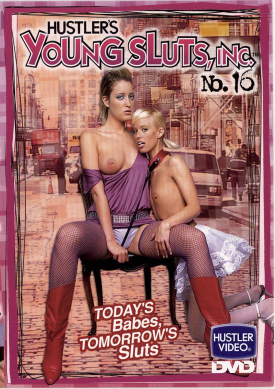 Young Sluts, Inc. #16 DVD