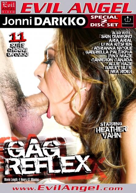 Gag Reflex DVD