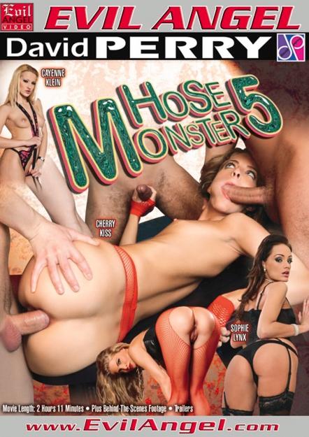 Hose Monster #05 DVD