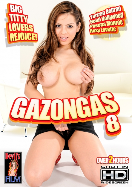Gazongas #08