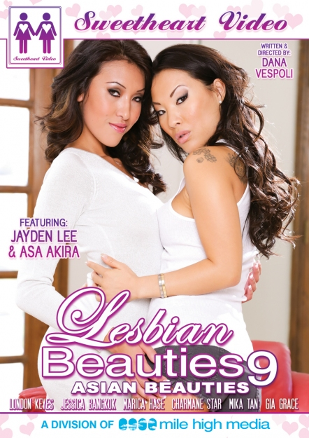 Lesbian Beauties #09 - Asian Beauties DVD