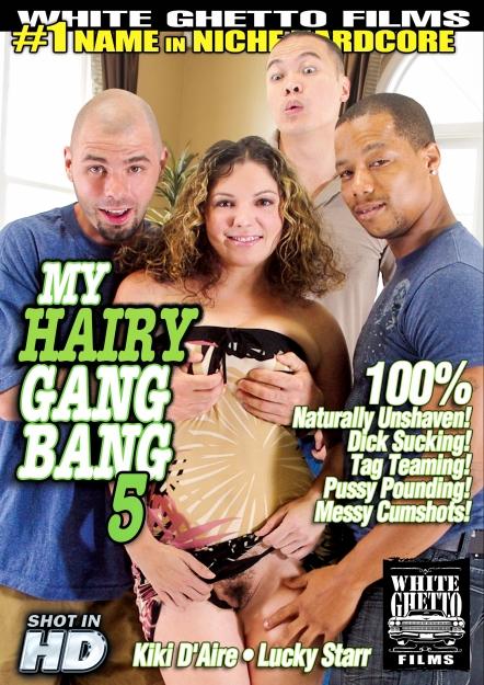 My Hairy Gang Bang #05