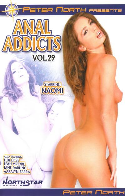 Anal Addicts #29 DVD