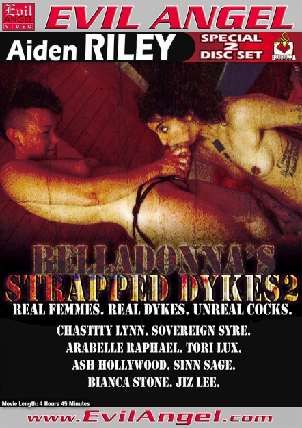 Strapped Dykes #02 DVD