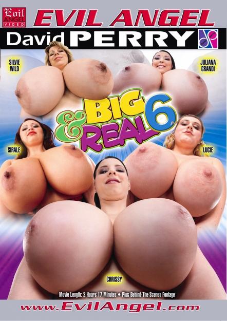 Big And Real #06 DVD