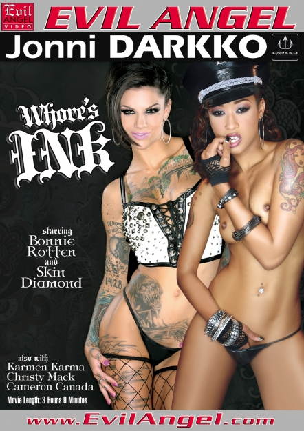 Whore's Ink DVD