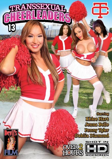 Transsexual Cheerleaders #13 DVD