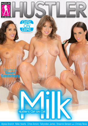 Girl on Girl Milk DVD