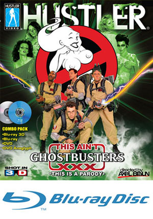 This Ain't Ghostbusters XXX 3-D DVD