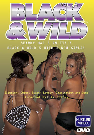 Black and Wild #5 DVD