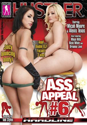 Ass Appeal #6 DVD