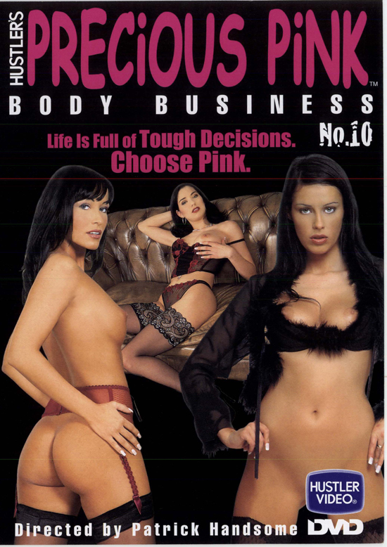 Precious Pink #10 DVD