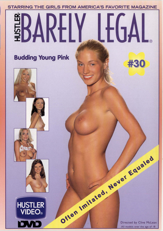 Barely Legal #30 DVD