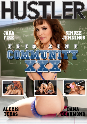 This Ain't Community XXX DVD