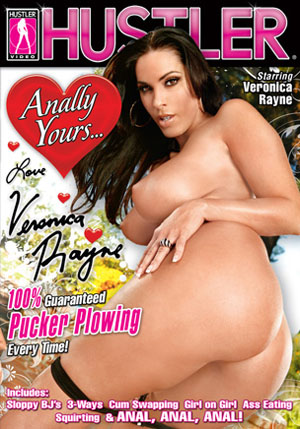 Anally Yours, Love Veronica Rayne DVD