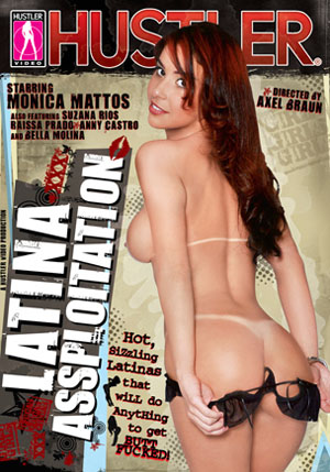 Latina Assploitation DVD