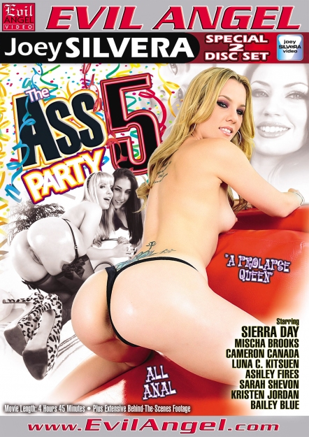 The Ass Party #05 DVD