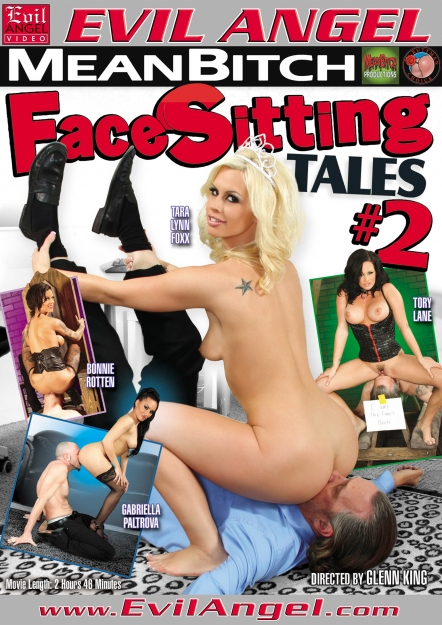 Facesitting Tales #02 DVD