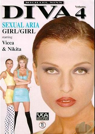 Michael Ninn Divas #4: Girl/Girl DVD