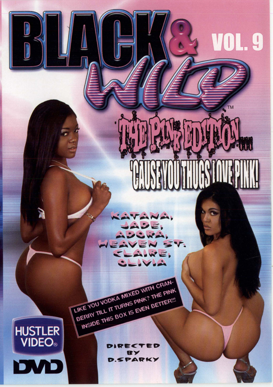Black and Wild #9 DVD