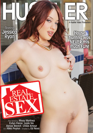 Real Estate Sex DVD