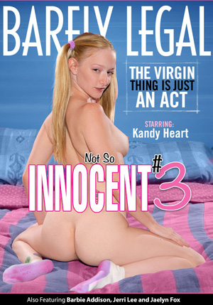 Not So Innocent #3 DVD