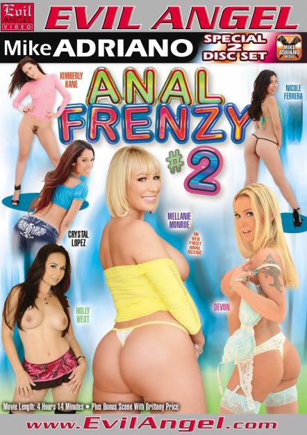 Anal Frenzy #02