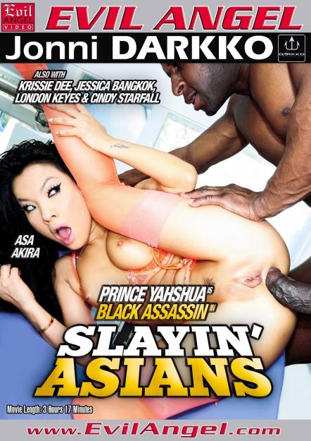 Slayin' Asians DVD