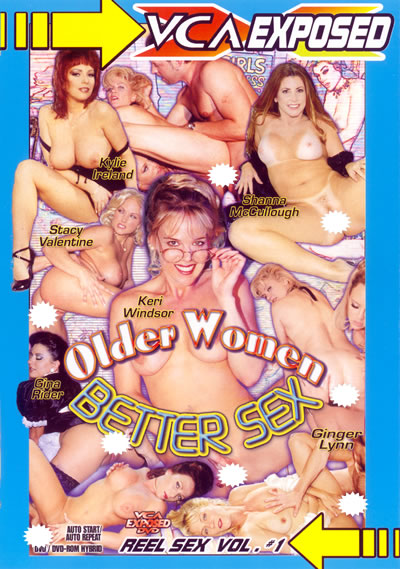Reel Sex #1 DVD