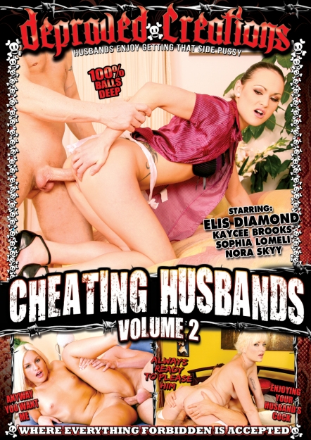 Cheating Husbands #02 DVD