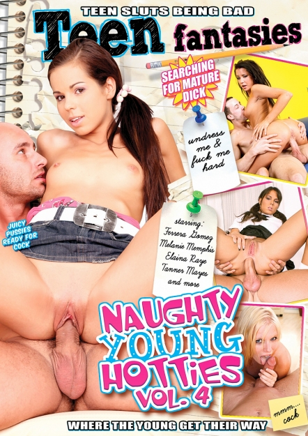 Naughty Young Hotties #04