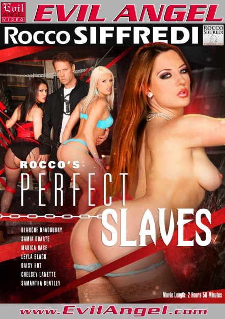 Rocco's Perfect Slaves DVD