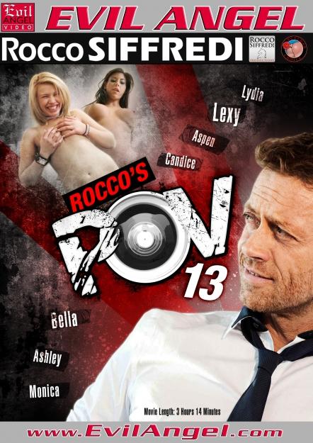 Rocco's POV #13 DVD
