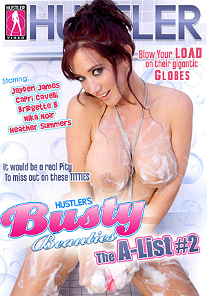 Busty Beauties: The A List #2 DVD