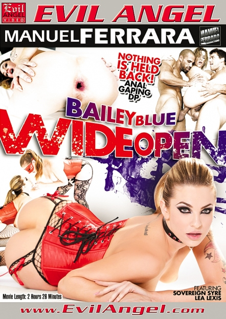 Bailey Blue Wide Open DVD