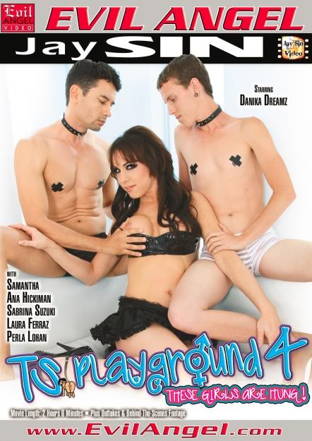 TS Playground #04 DVD