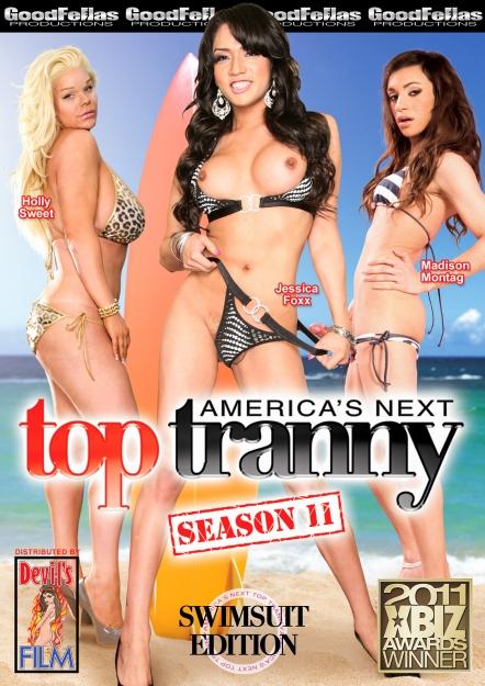 America's Next Top Tranny Season 11 - Swimsuit Edition DVD