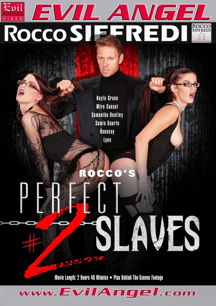 Rocco's Perfect Slaves #02 DVD