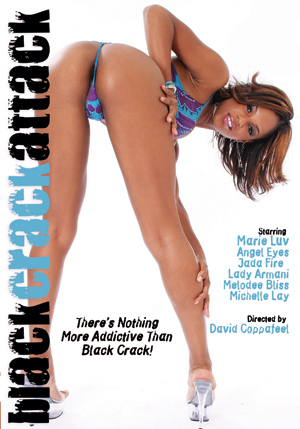 Black Crack Attack DVD