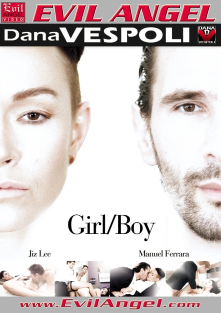 Girl-Boy DVD