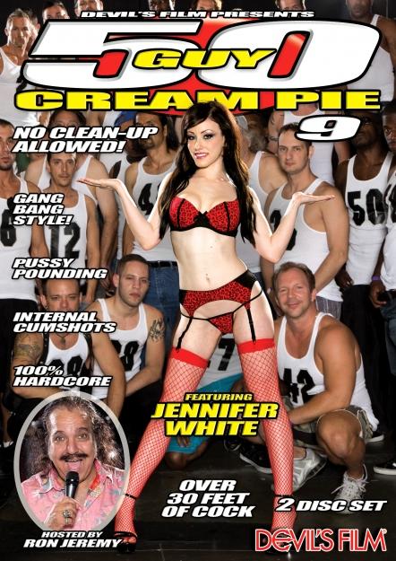 50 Guy Cream Pie #09 DVD