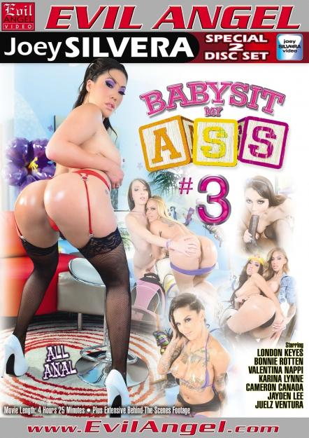 Babysit My Ass #03 DVD