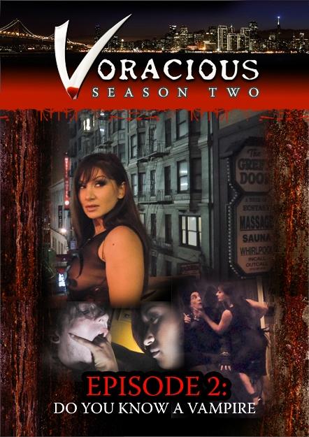 Voracious - Season 02 Episode 02 DVD