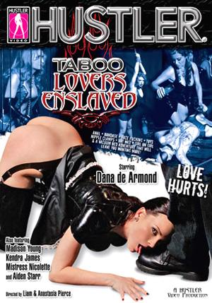 Taboo: Lovers Enslaved DVD