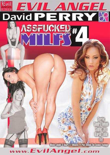 Assfucked MILFs #04 DVD