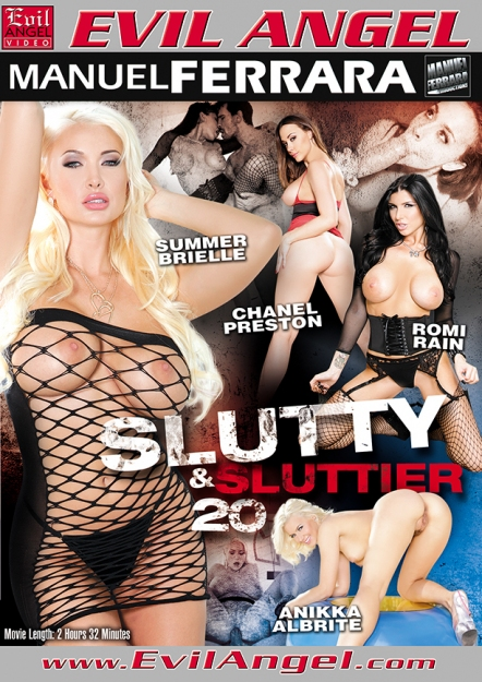 Slutty And Sluttier #20