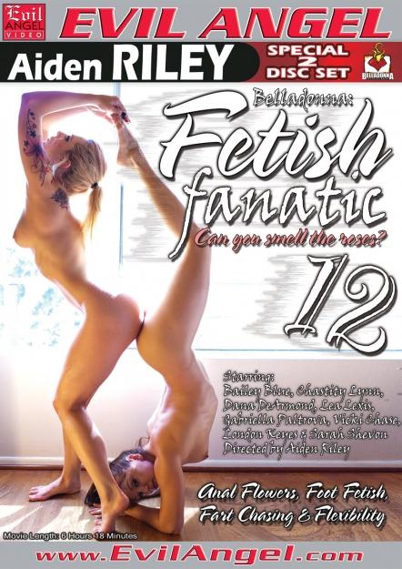 Fetish Fanatic #12 DVD